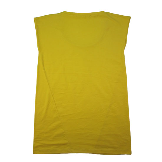 yellow tshirt dress zilly clothes