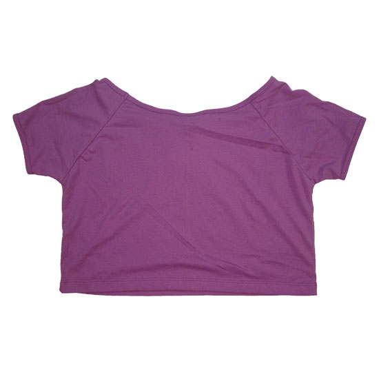 (L16G) Lady Mini T-shirt Style, Fabric color (3136) Rose Bud